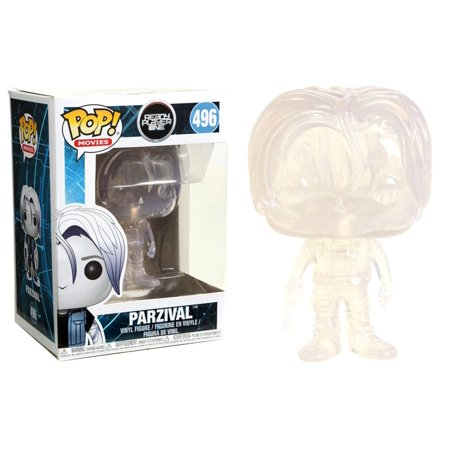 Ready Player One Parzival Translucent Funko Pop