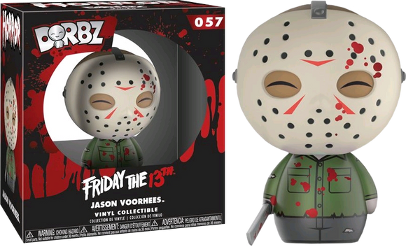 Friday 13th Funko Dorbz Figure Special