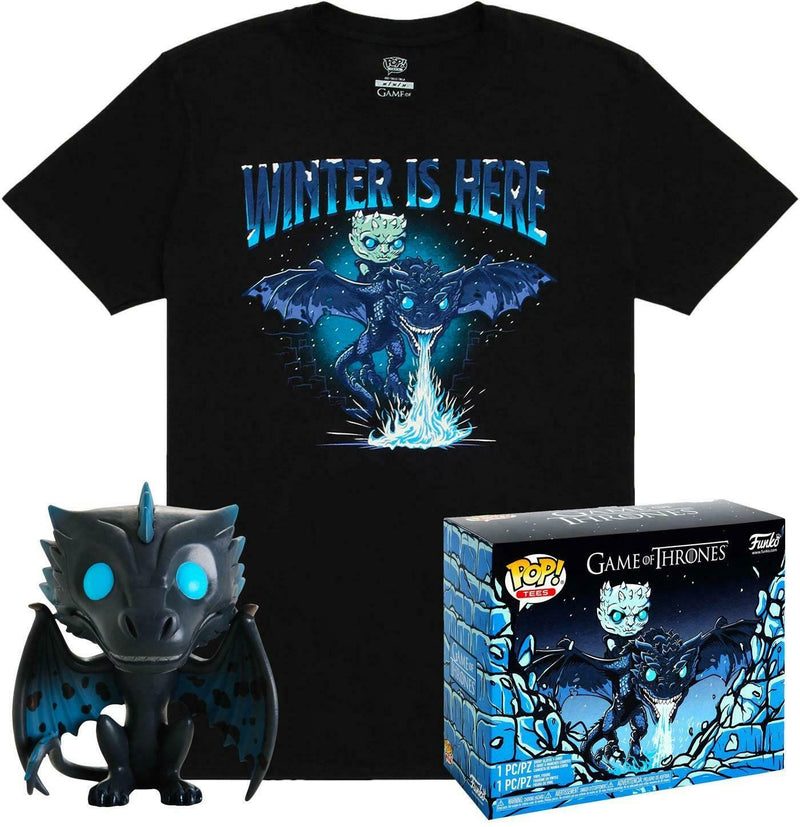 Game of Thrones Funko pop and T Shirt set
