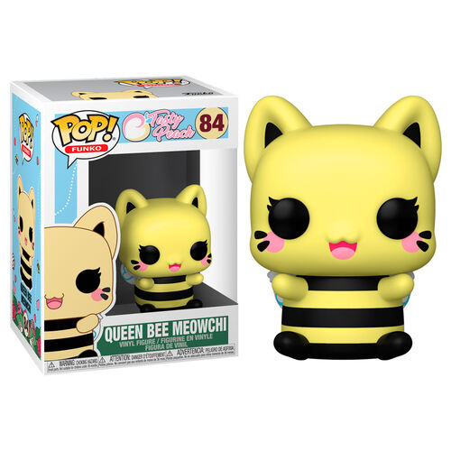 Tasty Peach Queen Bee Meowchi funko pop
