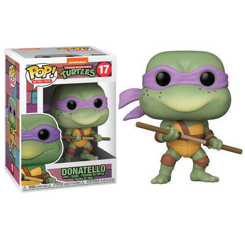 Donatello From Teenage Mutant Ninja Turtles Funko Pop