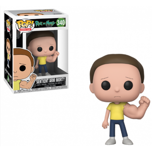 Sentient Arm Morty Funko Pop #340 Rick and Morty