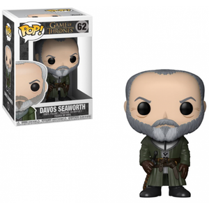 Game Of Thrones - Ser Davos Seaworth Number 62 Funko Pop