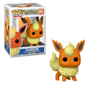 Flareon Pokemon Funko pop