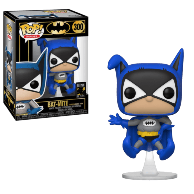 Batman Bat Mite First Appearance Funko Pop