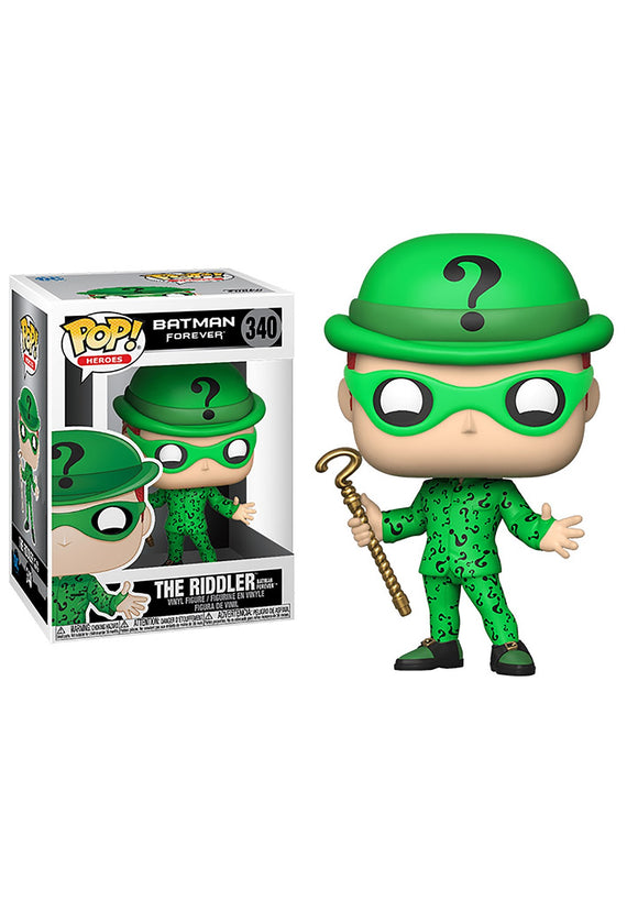 The Riddler from Batman Forever funko pop