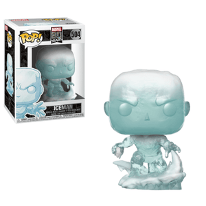 Iceman Marvel 80 Years Funko Pop