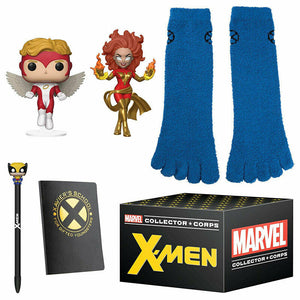 Marvel Collector Corps X Men Box