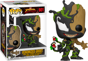 Spiderman Maximum Venom Groot Funko
