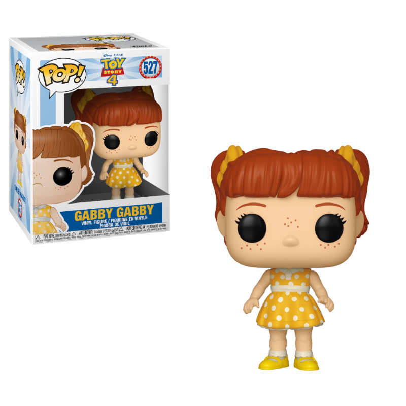 Toy Story 4 Gabby Gabby Character Funko Pop