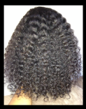 PURE Indian Natural Curly