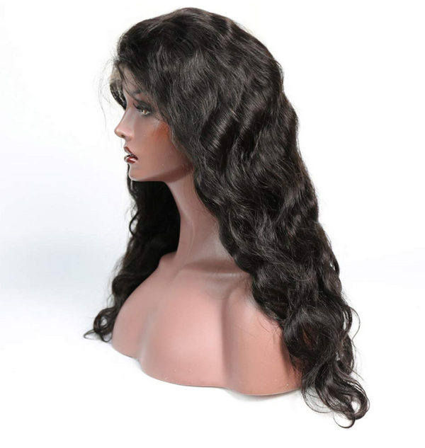 Elite Body Wave Glueless Lace Closure Wig