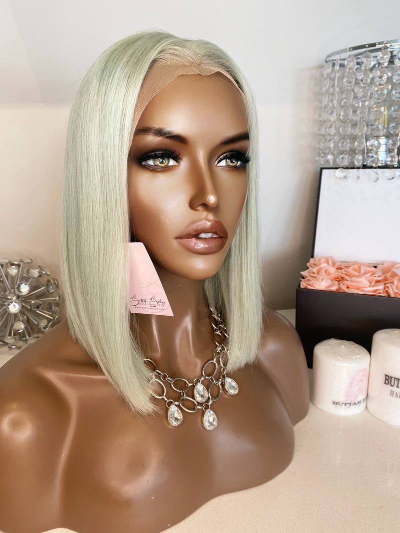 """Sage"" Glueless Front Lace Wig"