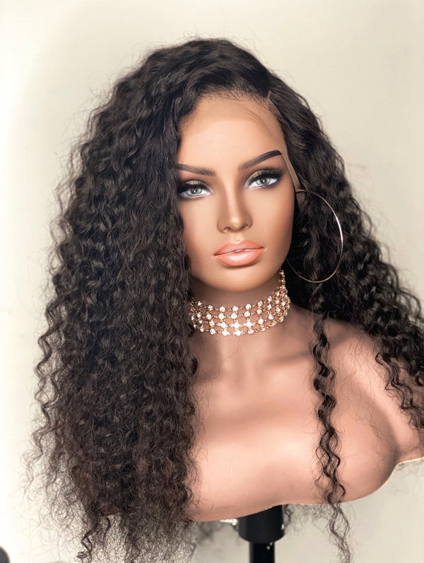"""Teyanna"" Glueless Front Lace Wig"
