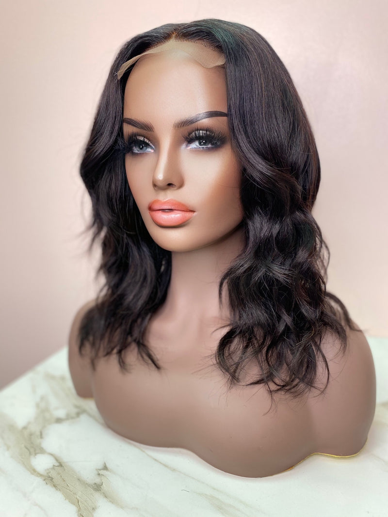 """Fanci"" Glueless Lace Closure Wig"