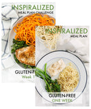 Inspiralized Meal Plan, Gluten-Free, Weeks 1 & 2