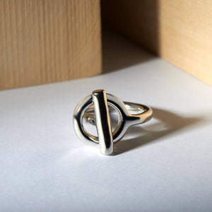 Sterling Silver Siena Ring