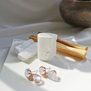 Energy Clearing Kit - Palo Santo & Selenite