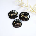 Courage Inspiration Crystal