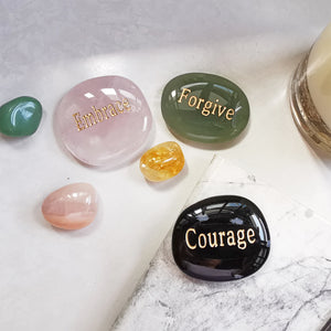 Inspiration Crystals with Healing Crystals