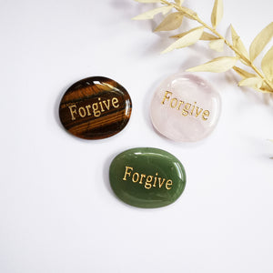 Forgive Inspiration Crystal Types