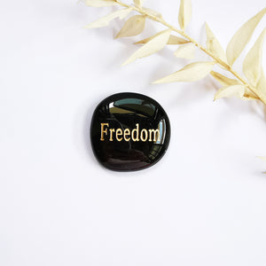 Freedom Inspiration Crystal