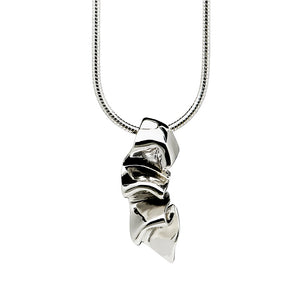 Sterling Silver Freedom Necklace
