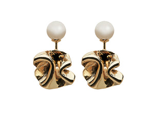 Load image into Gallery viewer, Pre-order Gentle 18K Gold Plated Earrings