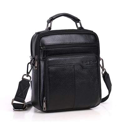 MEIGARDASS Genuine Leather Messenger Bag - JumieGee