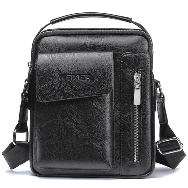 Weixier Vintage Messenger Bag - JumieGee