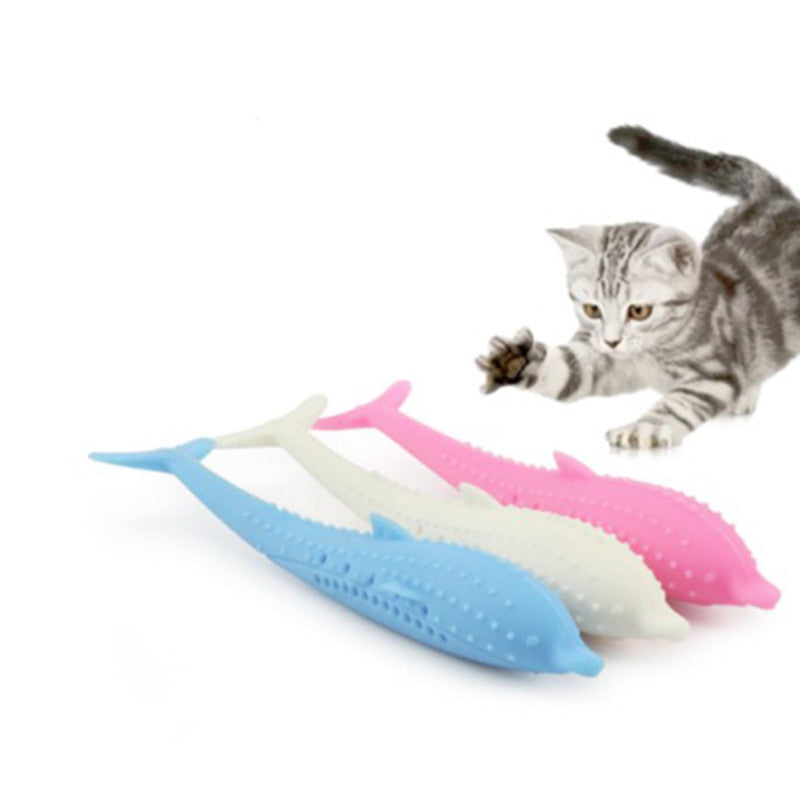 Cat Fish Toy - JumieGee