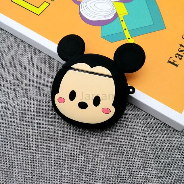 Cases For Apple AirPods 2 Soft Cartoon - JumieGee