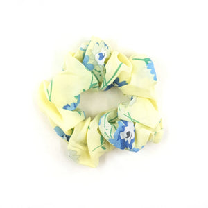 FLOWER POWER SCRUNCHIE