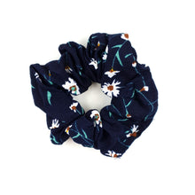 Load image into Gallery viewer, FLOWER POWER SCRUNCHIE
