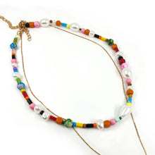 Load image into Gallery viewer, HAZEL LAYERED NECKLACE