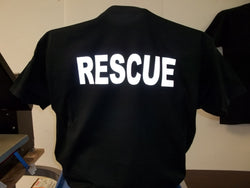 Reflective Rescue Team T-Shirt