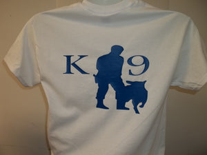 K-9 Officer T-Shirt