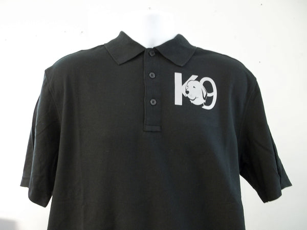 Reflective Tactical Lab Labrador K9 Polo Shirt