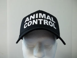 ANIMAL CONTROL 5-Panel Baseball Hat Cap Choose Your Colors and Free Shipping in USA