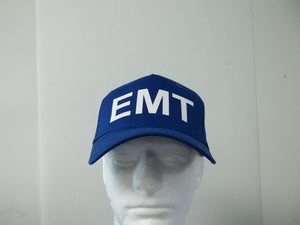 EMT 5-Panel Baseball Hat Cap Choose Your Colors and Free Shipping in USA