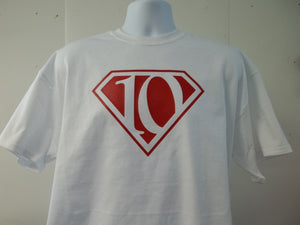 Mens SuperTen T-Shirt