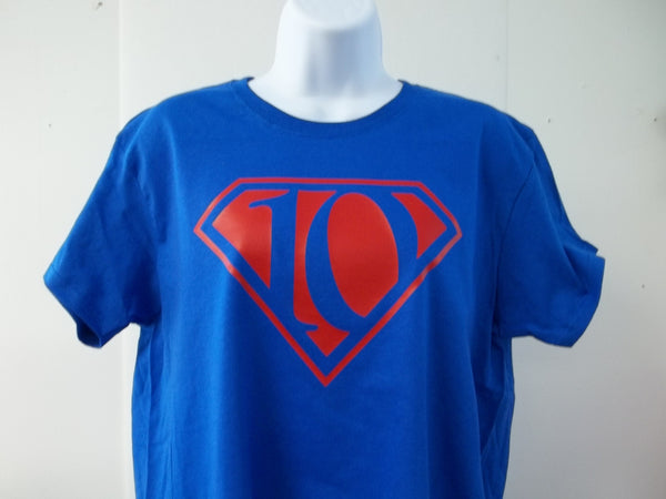 Ladies Cut SuperTen T-Shirt
