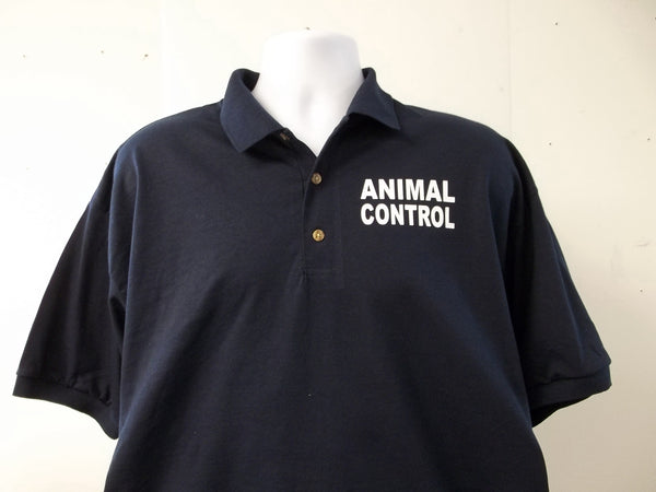 Animal Control Polo Shirt