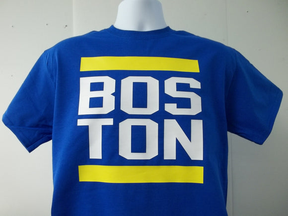 Boston Strong Marathon Style Pride T-Shirt