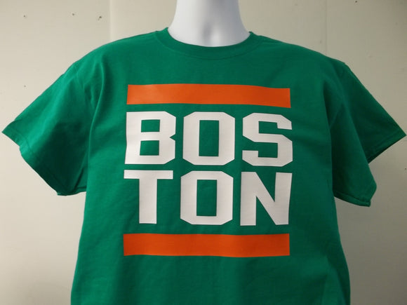 Irish Boston St. Patrick's Day Parade Style Colors T-Shirt