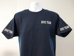 3M Reflective Dive Team T-Shirt