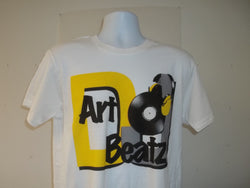 DJ Art Beatz Short Sleeve T-Shirt