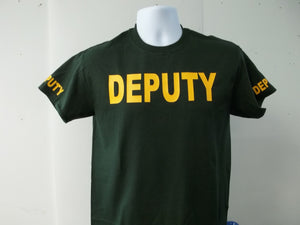 Deputy Short Sleeve Shirt