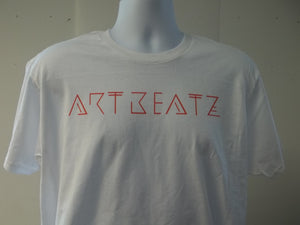 DJ Art Beatz Chest Logo T-Shirt