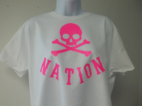 Skull Nation Short Sleeve T-Shirt